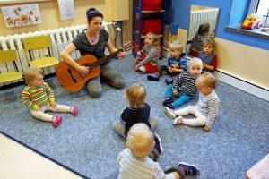 Singen mit Birgit